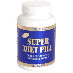 Super Diet Pills