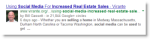Bill Gassett real estate sales