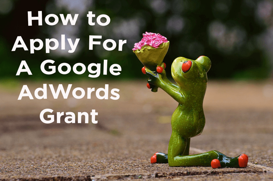 Google Adwords Grant